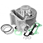KIT CILINDRU SET MOTOR COMPLET 125CC Ø52,4MM - GY6 CHINA 4-TIMPI