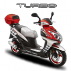 Piese Scuter Turbo 50 4T