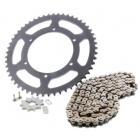 PINIOANE KIT CU LANT Chain & Sprocket Set AFAM Aprilia SX 50 Racing '12-'13