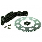 Chain & Sprocket Set AFAM Yamaha DT50X SM '03-'06