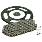 PINIOANE KIT CU LANT Chain & Sprocket Set AFAM Aprilia MX SM 50 '03-'05
