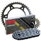 PINIOANE CU LANT SPROCKET-CHAIN KIT - SUZUKI GSX-R 1000 01-06-525 Conversion Kit*** Compability