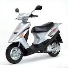 Scooter 50 (MK50) 2T